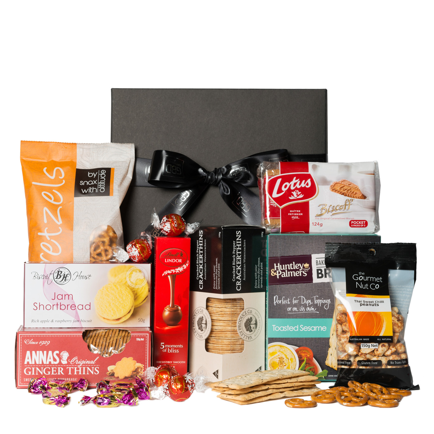 Snack Attack Gift Hamper | Corporate Gift Hampers | Gift Baskets Directs Australia