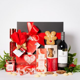 Christmas Indulgence Hamper with RedWine LR