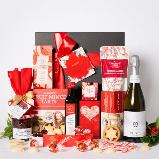 Jolly Christmas Hamper with Sparkling LR